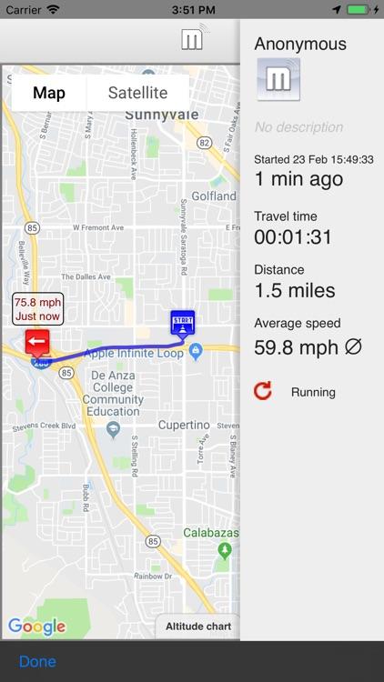 Mapapal -Real Time GPS Tracker
