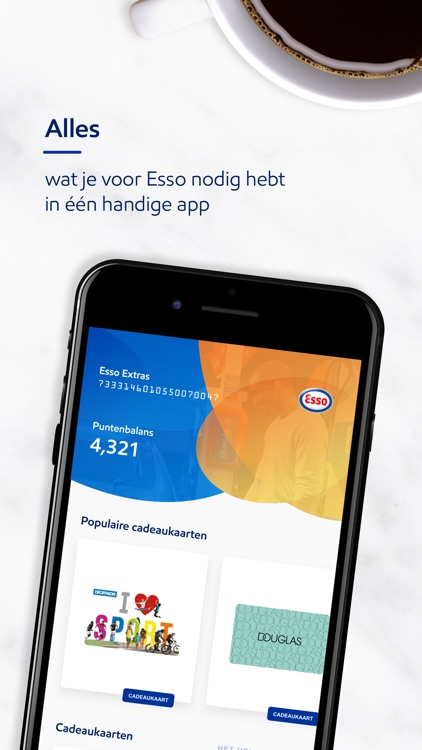 Esso: Spaarprogramma screenshot-0