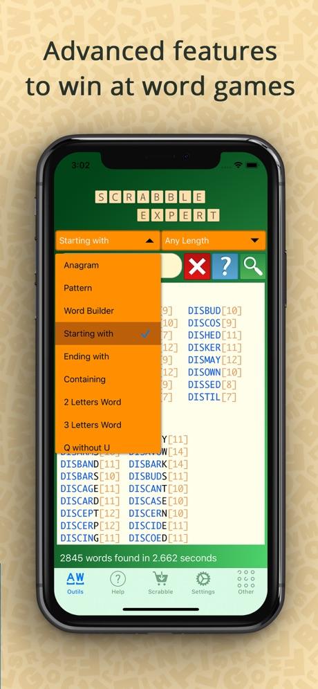 Word Expert (Word game tool)