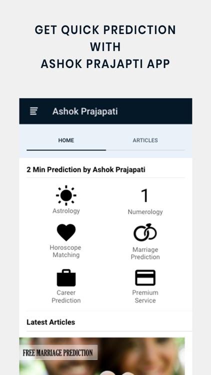 Ashok Prajapati by Fiveone Digital