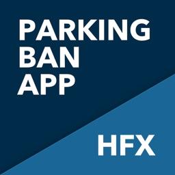 Halifax Parking Ban