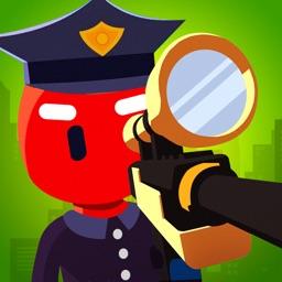 Cop Master 3D - Hero Sniper