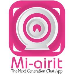 Mi Airit - Indian Chat App