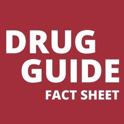 Drug Guide Fact Sheet