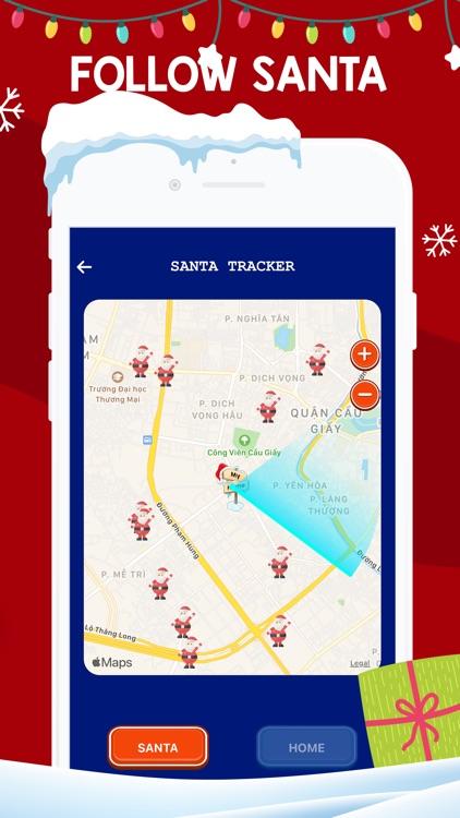 Santa Tracker - Track Santa Us