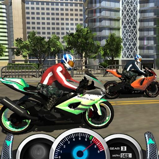 MotorBike Drag Racing
