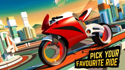 Gravity Rider: Power Run for Pc