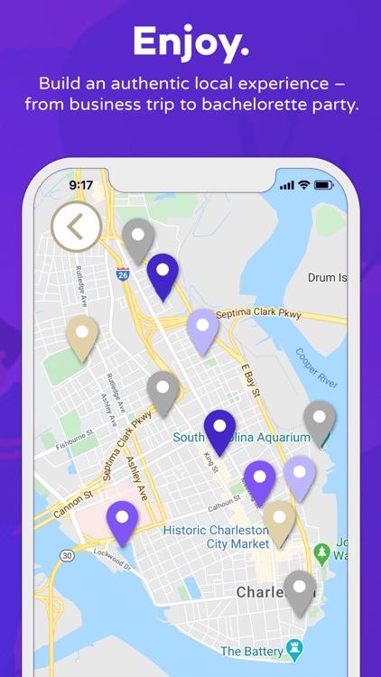 Legend Travel App screenshot-4