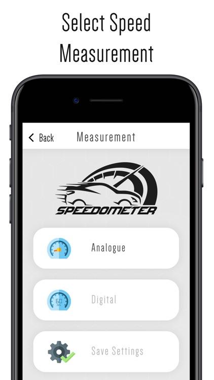 GPS Speedometer & Compass HUD