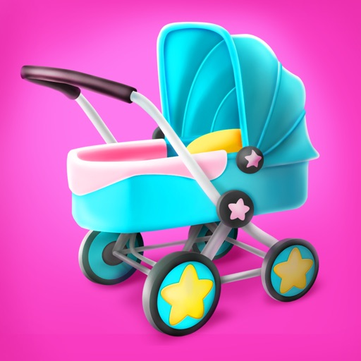 Baby Games: Pregnant Mom Care Icon