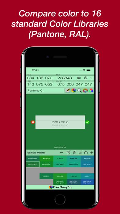 ColorQueryPro Screenshots