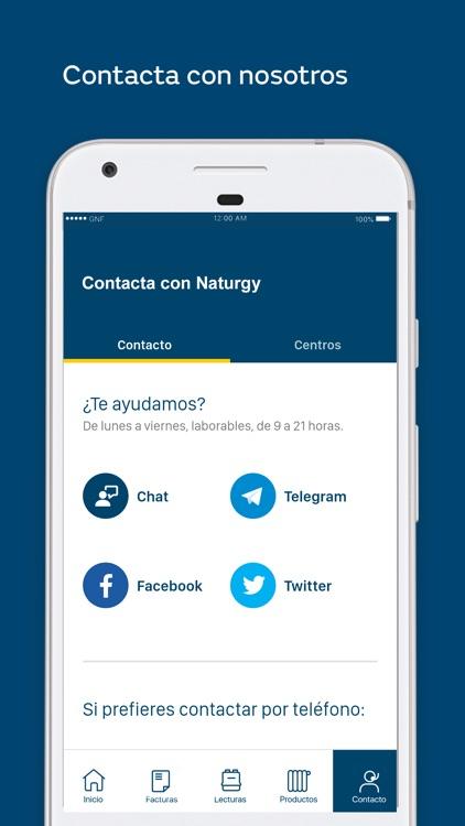 Naturgy Clientes screenshot-4