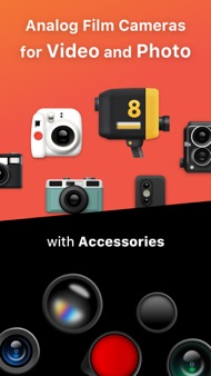 Dazz Cam - Vintage Camera iphone images