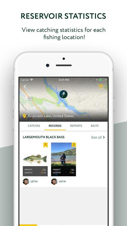 FishMaster - Fishing App