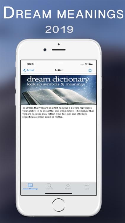 dream meanings 2019 screenshot-3