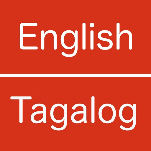 English To Tagalog Dictionary