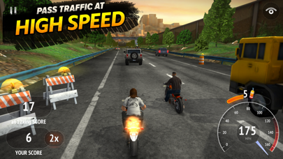 Highway Rider ScreenShot5