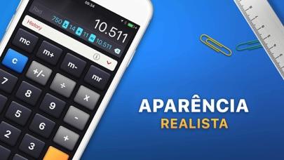 Screenshot for Calculadora HD in Brazil App Store