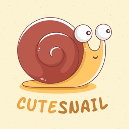 Snail Emoji Stickers Pack