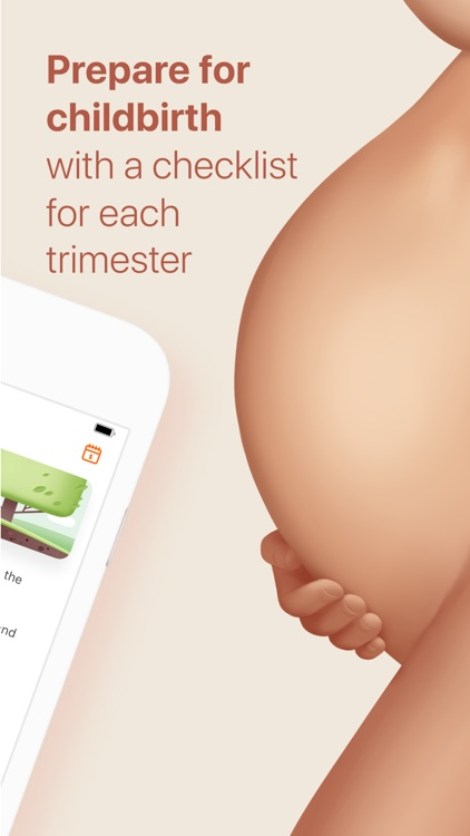 Pregnancy and Due Date Tracker screenshot-8
