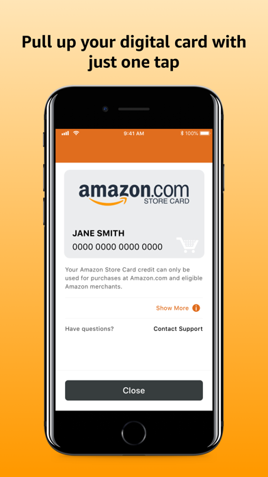 messages.download Amazon Store Card software