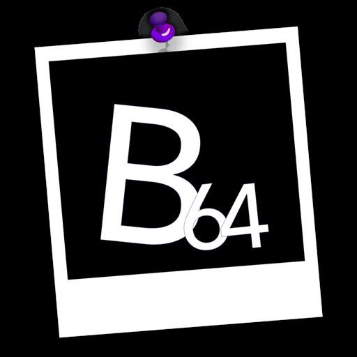 B64 - Base64 Image Converter