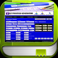 Paystub Calculator Maker on the App Store