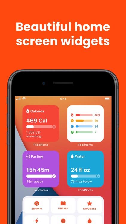 FoodNoms - Food Tracker