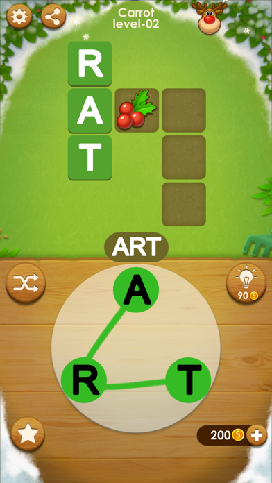 Word Farm Cross screenshot 1