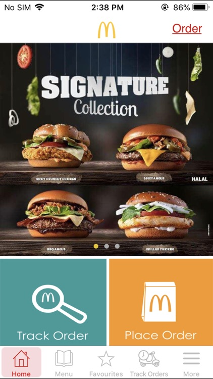 McDelivery Saudi Central, N&E screenshot-3