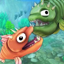 FEEDING AND GROW - 3D FISH