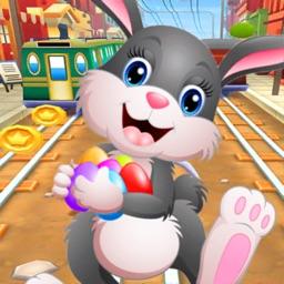 Bunny Street Runner Dash 3D