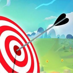 Archery Battle 3D Arrow ground