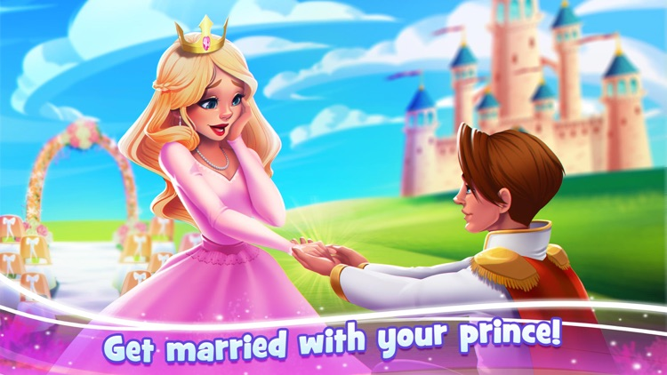 Beauty Princess Royal Wedding screenshot-3