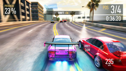 Screenshot from Need for Speed No Limits