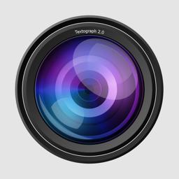 Ícone do app Textograph Pro: Text on Photo