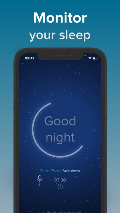 messages.download SnoreLab : Record Your Snoring software
