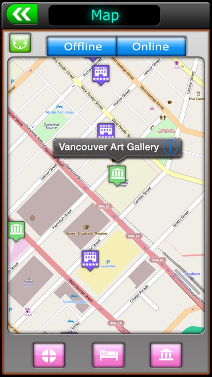 Vancouver Offline Travel Guide screenshot-1