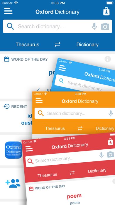 Oxford American Dict. & Thes.のおすすめ画像5
