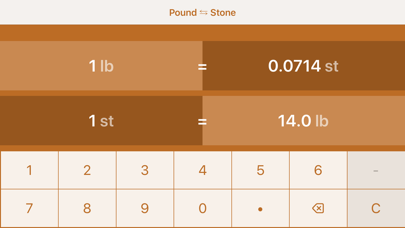 Pounds to Stones | lbs to st screenshot four