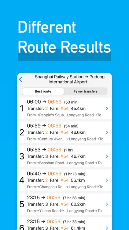 Metro Shanghai Subway screenshot-4