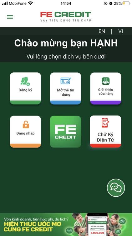 FE CREDIT Mobile