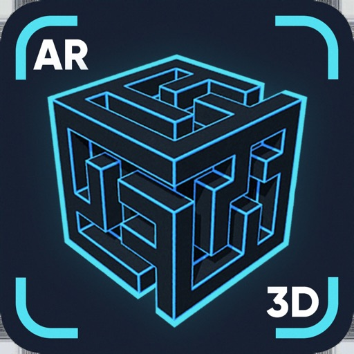 CubeAR: 3D/AR Лабиринт