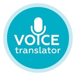 Voice Language Translator App.