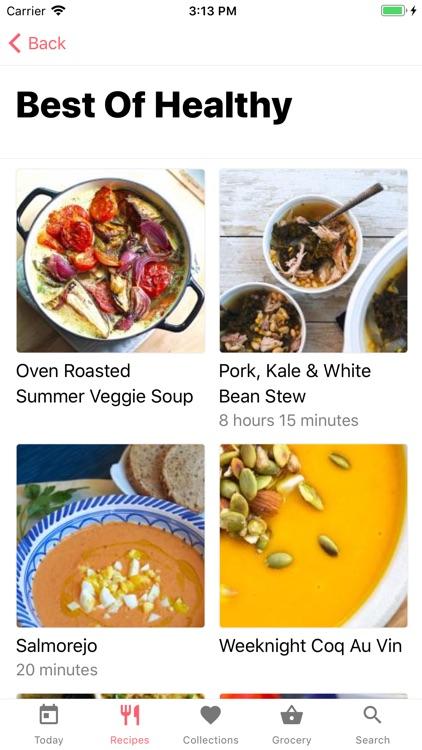 Soup Recipes- Cookbook screenshot-3