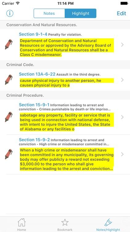 CA Penal Code (California) screenshot-3