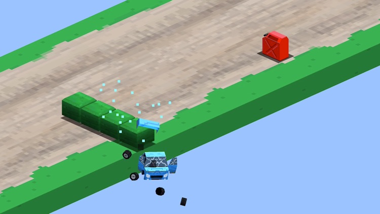 Cubed Rally Racer - GameClub screenshot-6