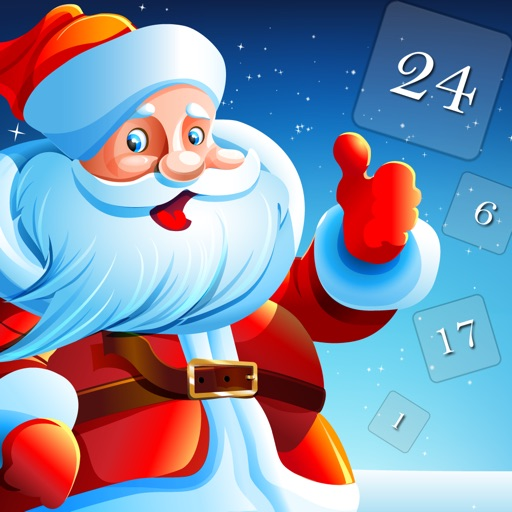 Advent calendar - 24 Surprises