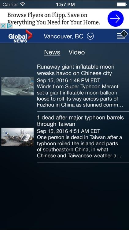 Global News Skytracker screenshot-4