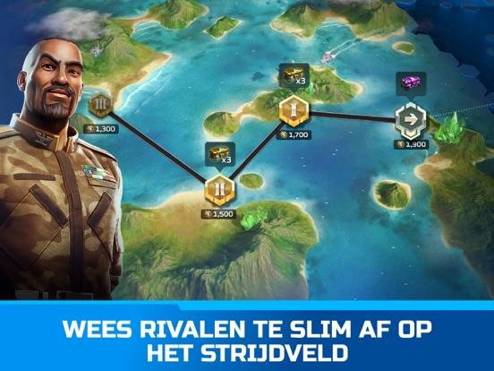 Command & Conquer™: Rivals PVP iPad app afbeelding 2